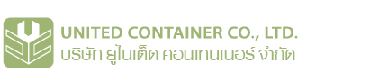 UNITED CONTAINER CO., LTD. Logo
